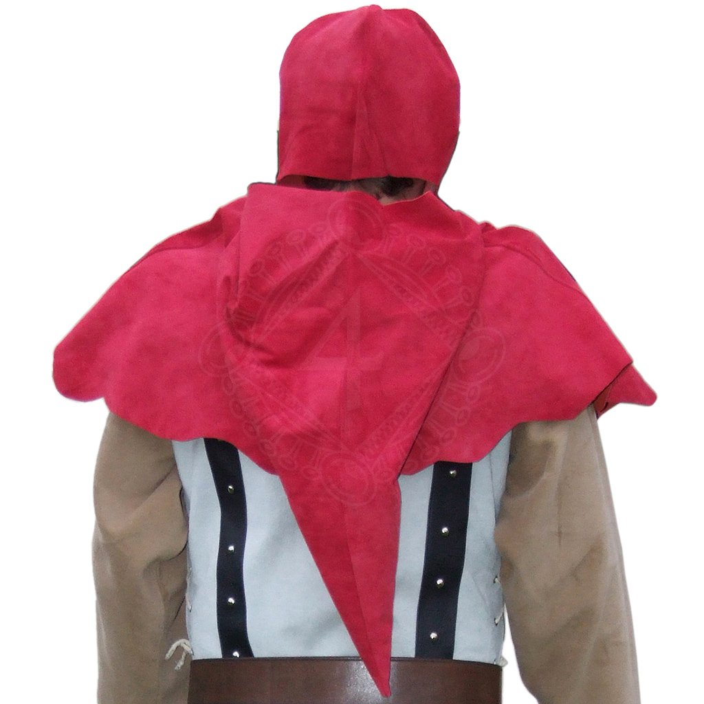 how to make a cape without hood