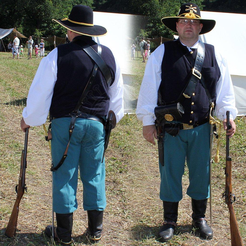Original Civil War Uniform 33
