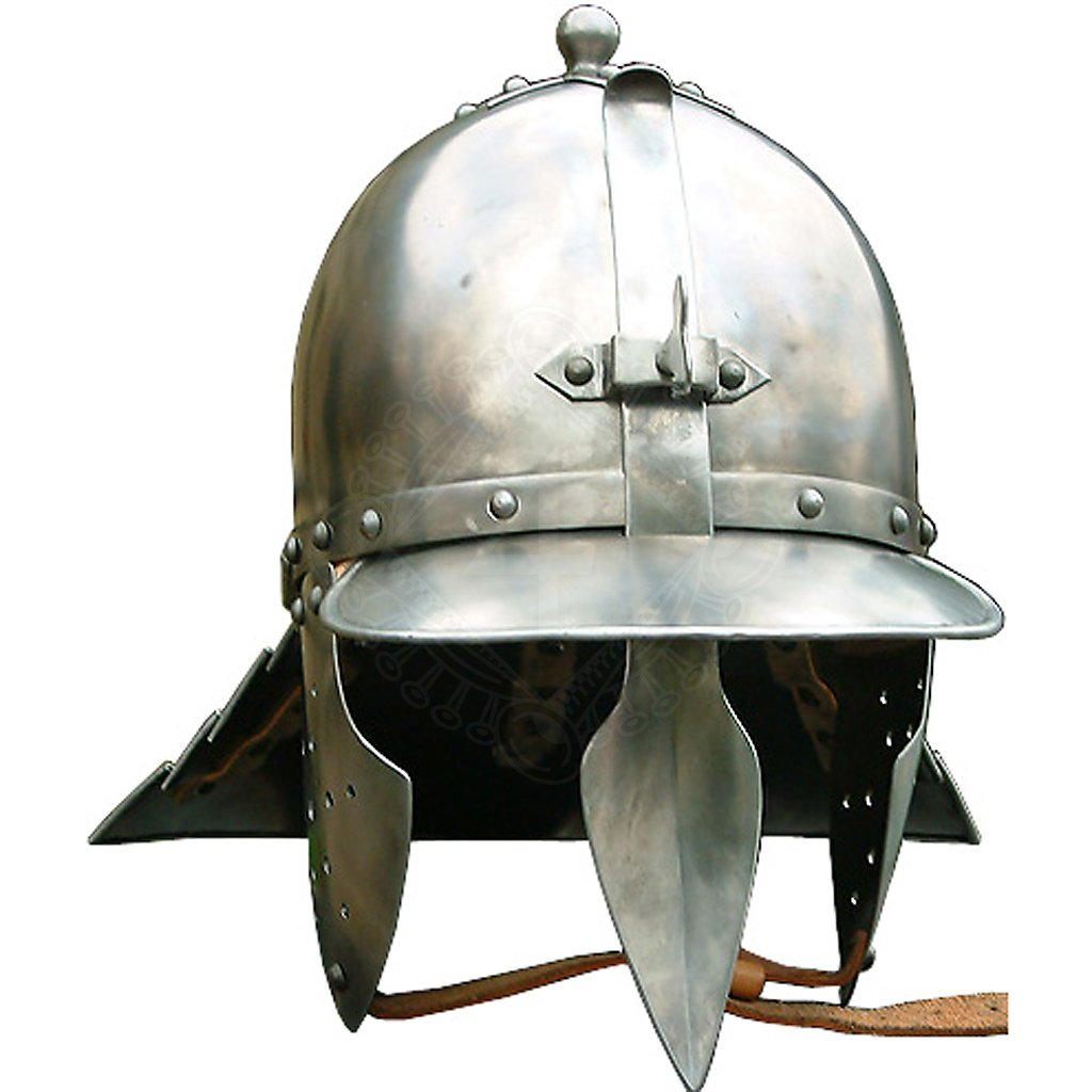 Lobster tail helmet, Europe 17th century | Outfit4Events