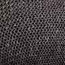 Chainmail Shirt with short sleeves, Round Riveted 10mm, mild Steel
