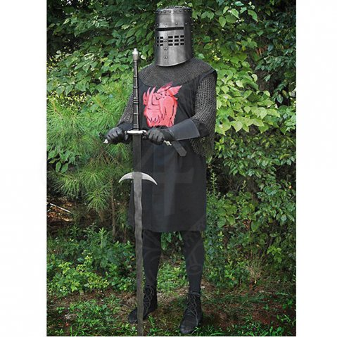 Surcoat Black Knight - sale