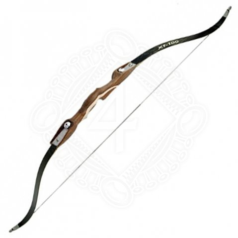 Recurve Ragim bow red Lion XT