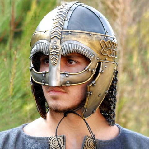 Viking King Helmet - sale