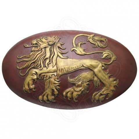 Game Of Thrones - Lannister Shield