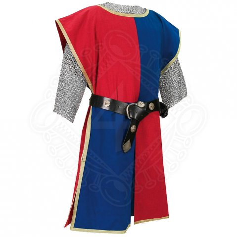 Knight's Tabards Blue & Red