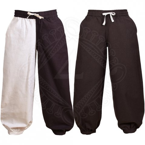 Loose-Fitting Trousers for Children Tursten