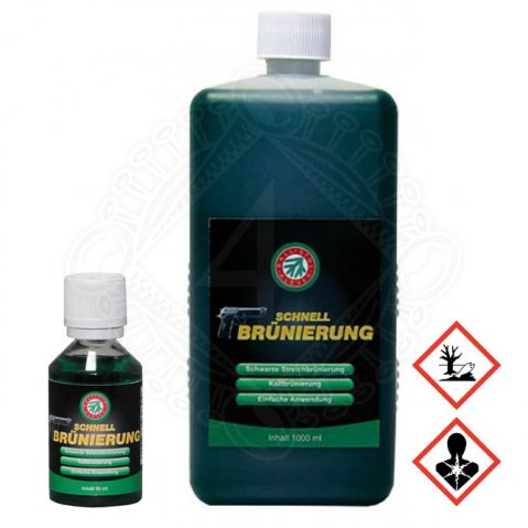 Cold Blackening Fluid
