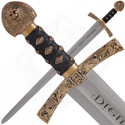 Sword of the King Richard, The Lionheart