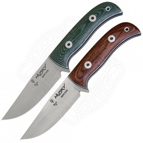 Fixed Blade Knife Muela Husky