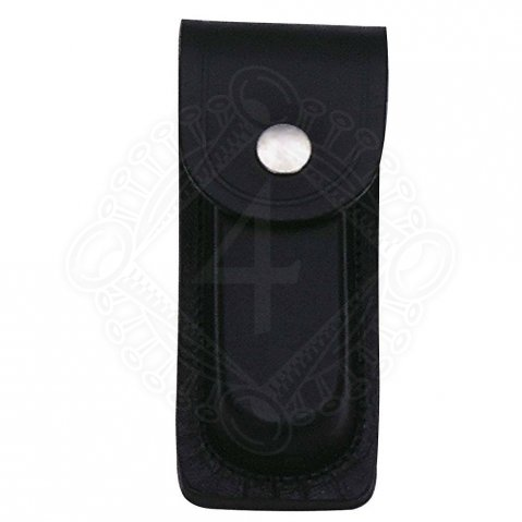 Leather case to Pocketknive for grip length up to 11cm