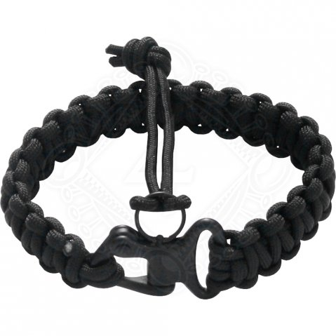 Paracord bracelet by BlackField