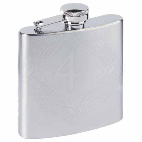 Pure Hip Flask