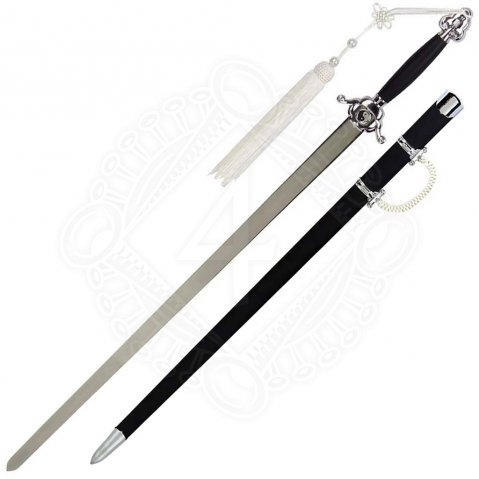 Tai Chi sword with flexible blade