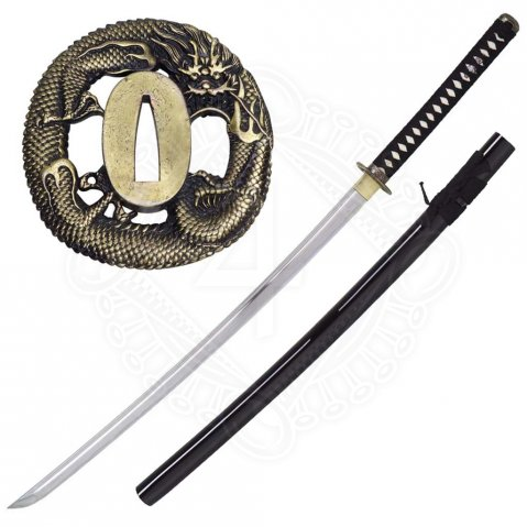 John Lee Katana DRAGON