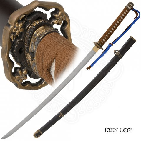 Gunto Katana Captain John Lee