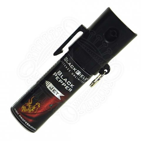 Keychain pepper spray Jet spray 15ml