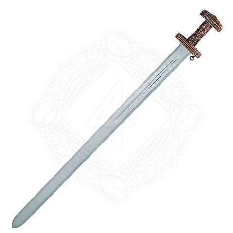 Viking sword Original reproduction from the Museum of Oslo