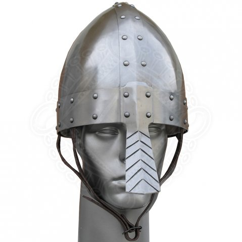 Norman helmet with engraved nasal