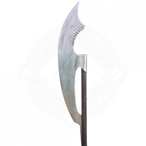 Berdiche, long poleaxe