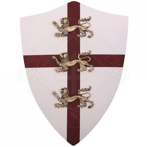 Wall sword-plaque Richard the Lionheart
