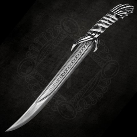 Assassin's Creed Altair combat knife from Latex