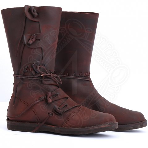High Viking Boots
