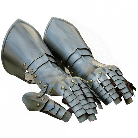 Pair of gauntlets Lyonell