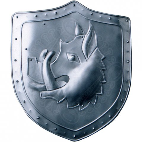 Decorative shield