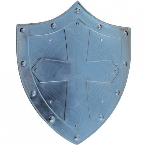 Shield with cross