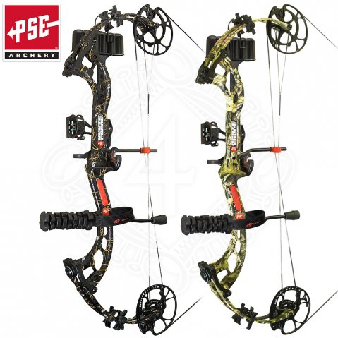 PSE Brute Force RTS Compound Bow
