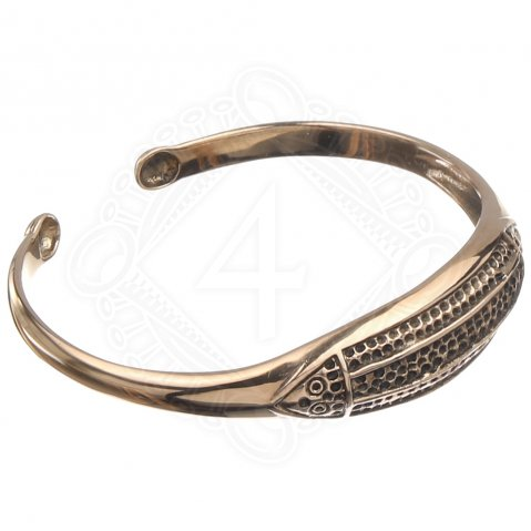 Viking Bracelet from Bronze