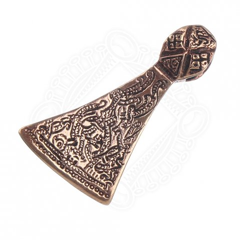 Pendant Viking axe Mammen, 52 mm