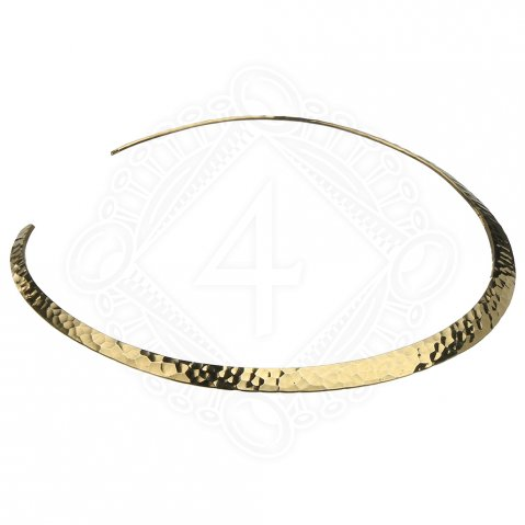 Slim wrought Torc