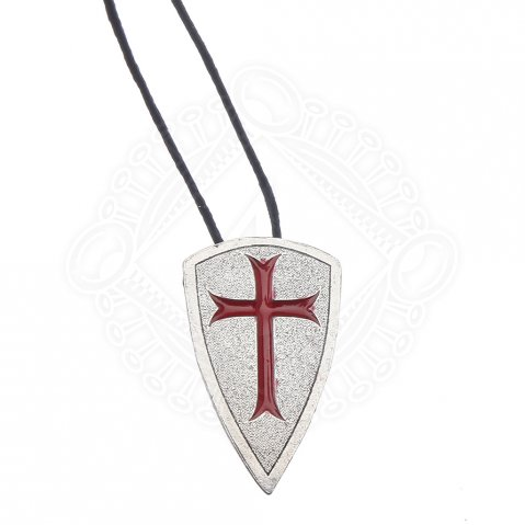 Pendant Shield with Templar cross, sale