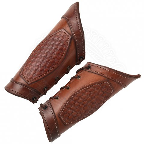 Celtic Bracers Wally, pair