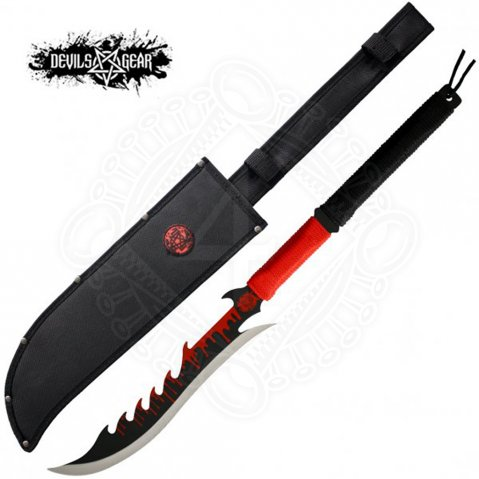 Devils Gear War Sword