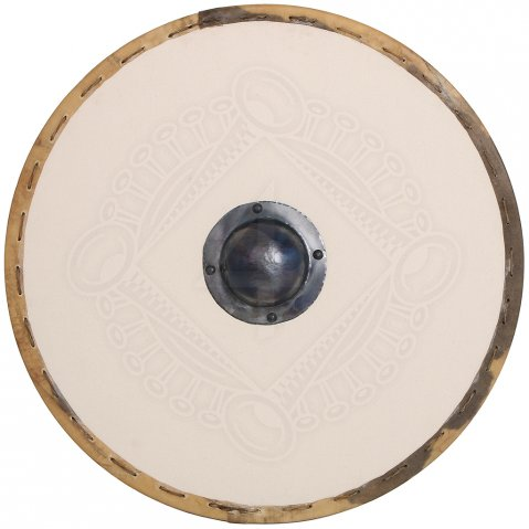 LH Viking Round Shield with Umbo