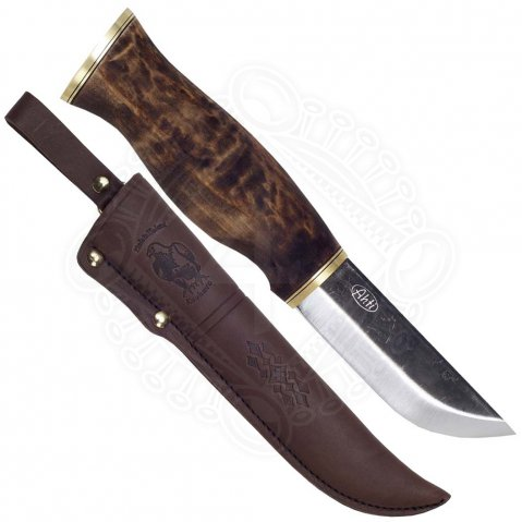 Finnish knife Ahti Leuku