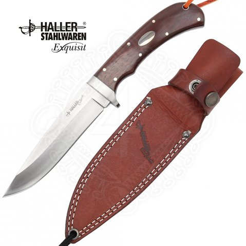 Hunting knife from the exclusive series