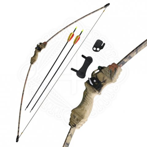 Youth Bow Set Camo
