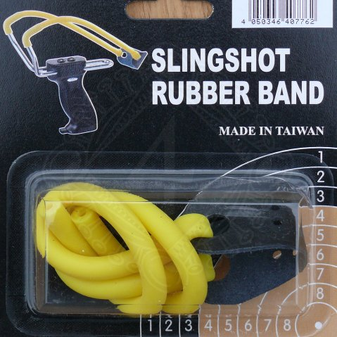 Spare sling rubber