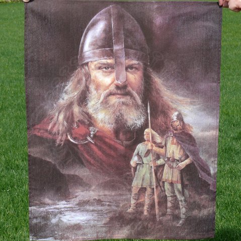 Viking cloth