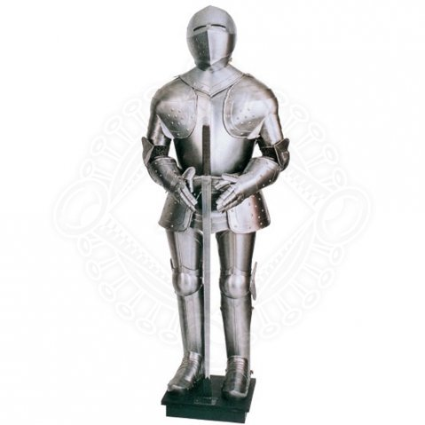 Full Suit of Armor with sword Duke of Anjou