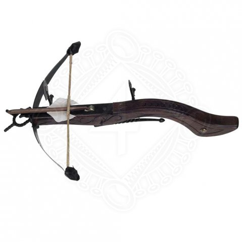 Decorative crossbow 13""