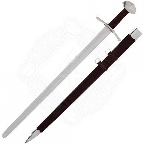 Battle-ready sword Galeron, 11th cen.