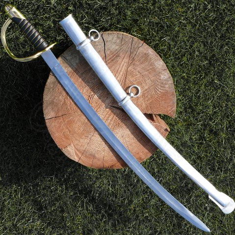 US Cavalry saber model 1860, Decoration