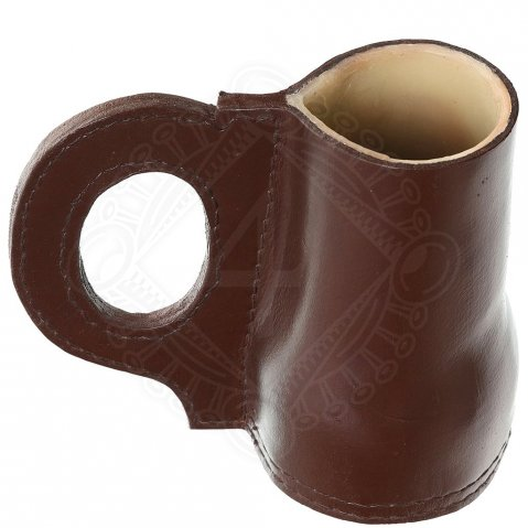 Leather Jacks Tankard