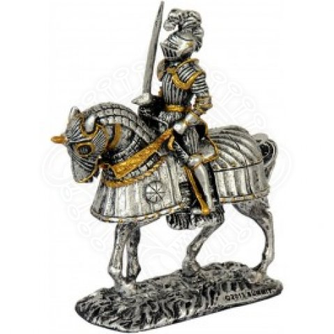 Aristocratic Knight on the Horse, statuette