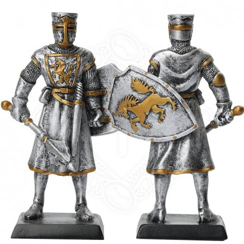 Figure of a Scottisch Knight