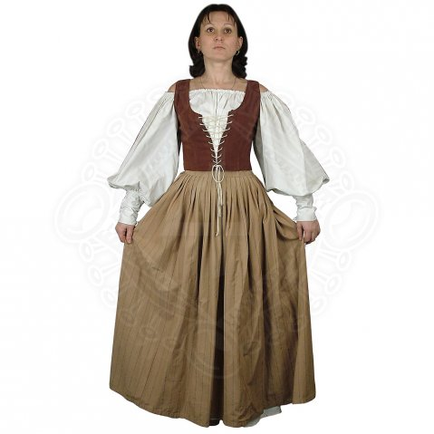 Innkeeper costume Madeline